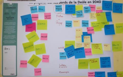 Concertation pour la programmation des  espaces publics : Se projeter sur les Bords  de Deûle en 2040, Métropole de Lille (59)