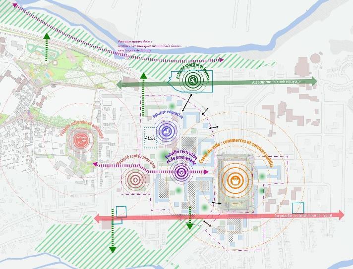 AMO et programmation pour la définition du projet urbain du quartier NPNRU « Les Cinéastes/La Plaine » à Epinay-Sous-Sénart (91)