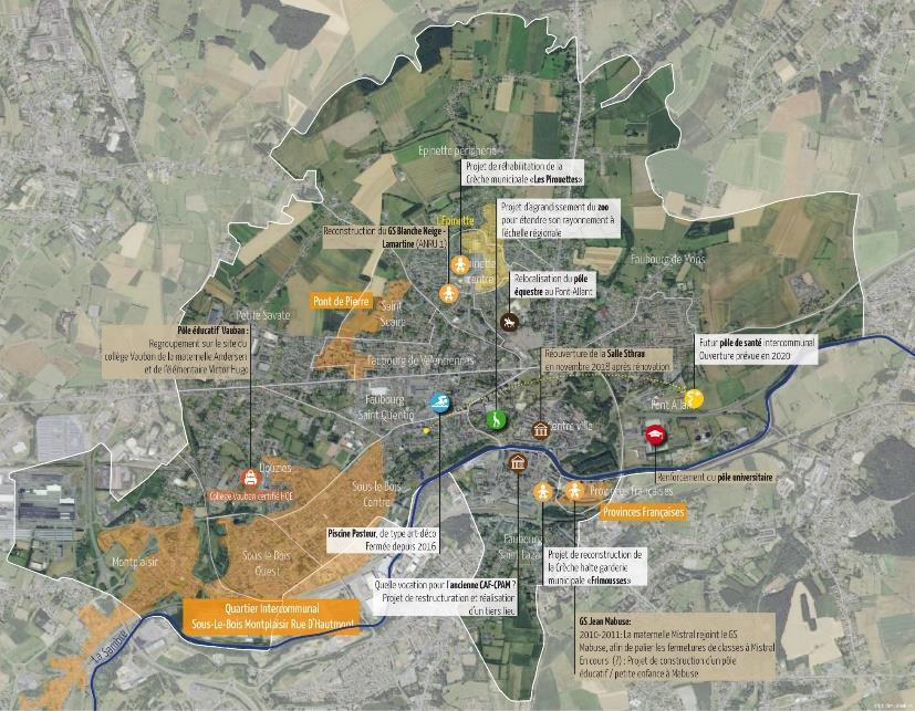 Une cité des sciences sur l'ancien site minier du Puits Morandat à Gardanne (13)